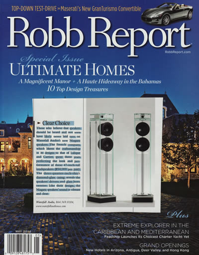press niagara robb report